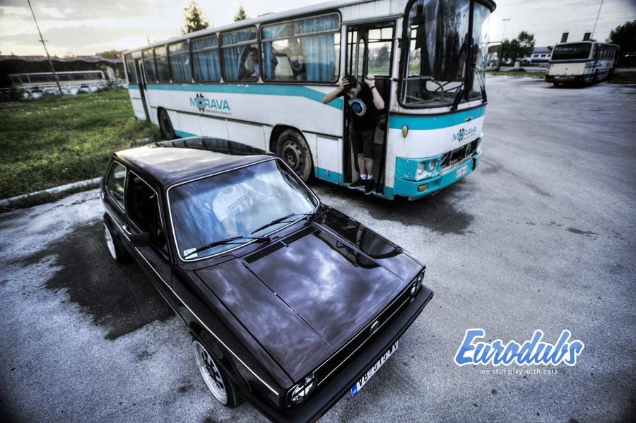 Vladimir Bogojevic - VW Golf MK1 16V 1.8 KR