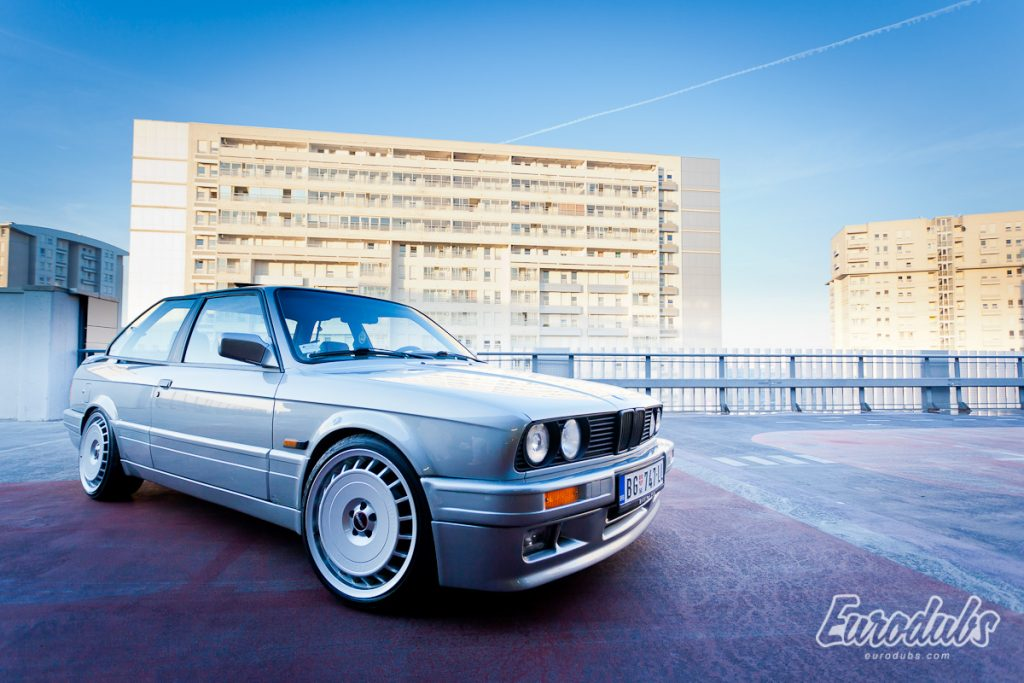 BMW E30 -M Tech 2, 327i on Ronal Aero 18x8.5