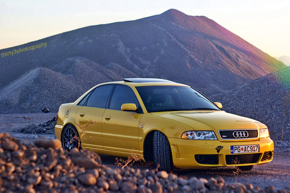 Audi S4 by Trile