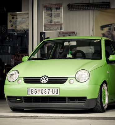VW Lupo by Maxa