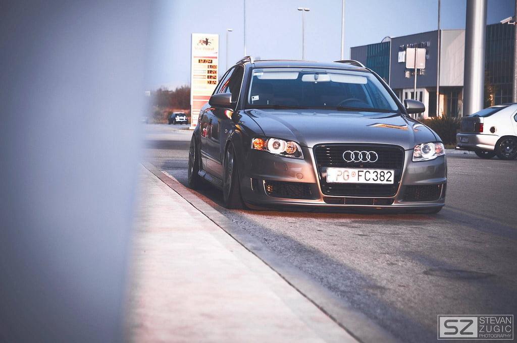 Audi B7 Air Ride by Vladan Maskovic