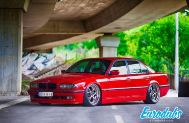 BMW 730D Air Ride by Gane