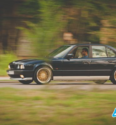 BMW E34 by Nikola Andjelkovic