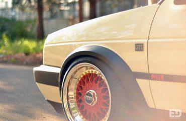 Luka Sundic - VW Golf MK2 GTi