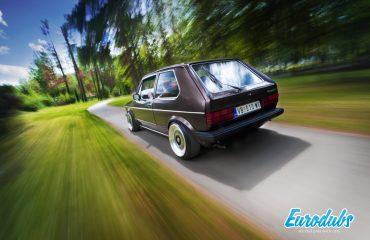 Vlada - Golf MK1 1.8 KR 16v