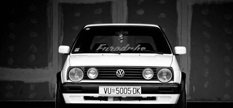 VW Golf MK2 TDI