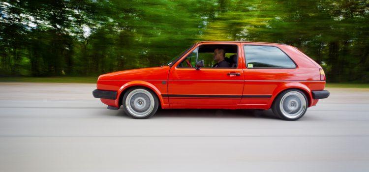 VW Golf MK2 VR6
