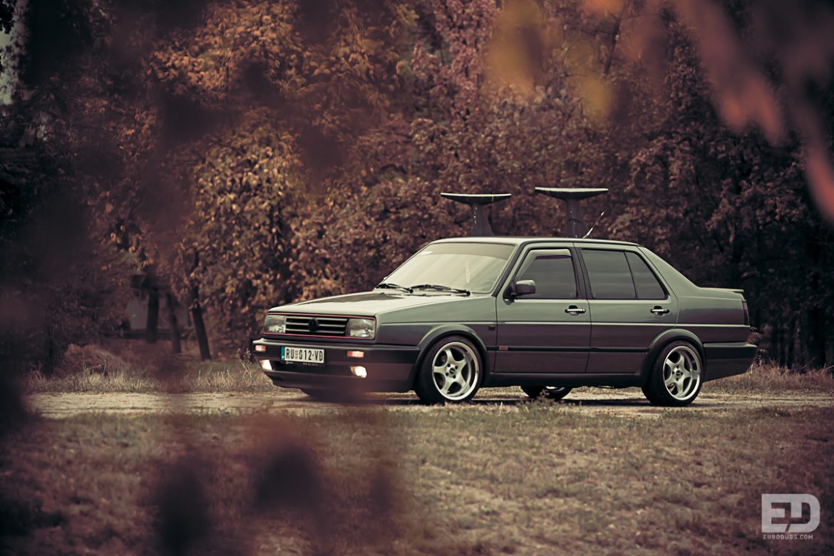 VW Jetta MK2 by Dragan