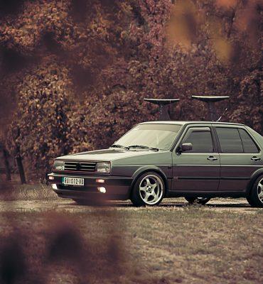 VW Jetta MK2 by Dragan