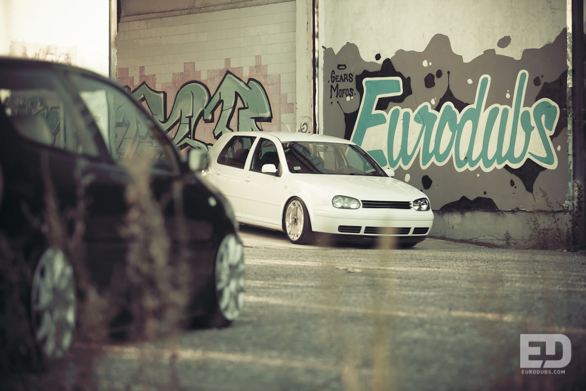 VW Polo 6N2 & Golf MK4