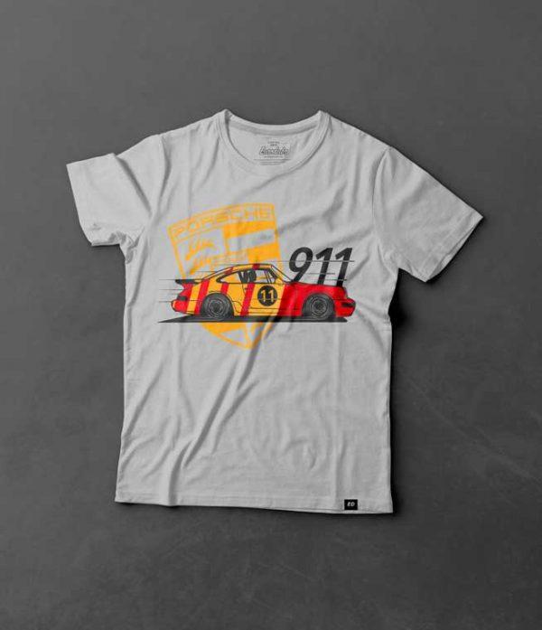 Porsche 964 t-shirt by Eurodubs