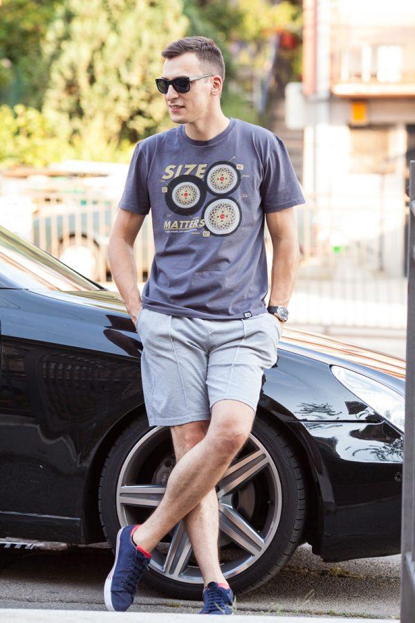 Eurodubs - Size Matters t-shirt