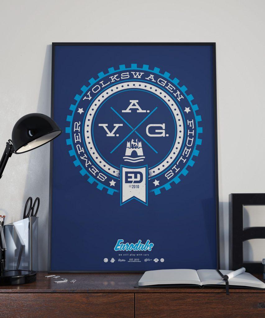 VAG poster by Eurodubs