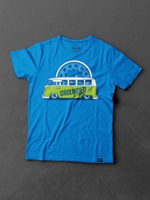 Eurodubs VW T1 Camper Bus t-shirt