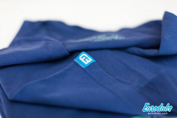Eurodubs retro logo t-shirt