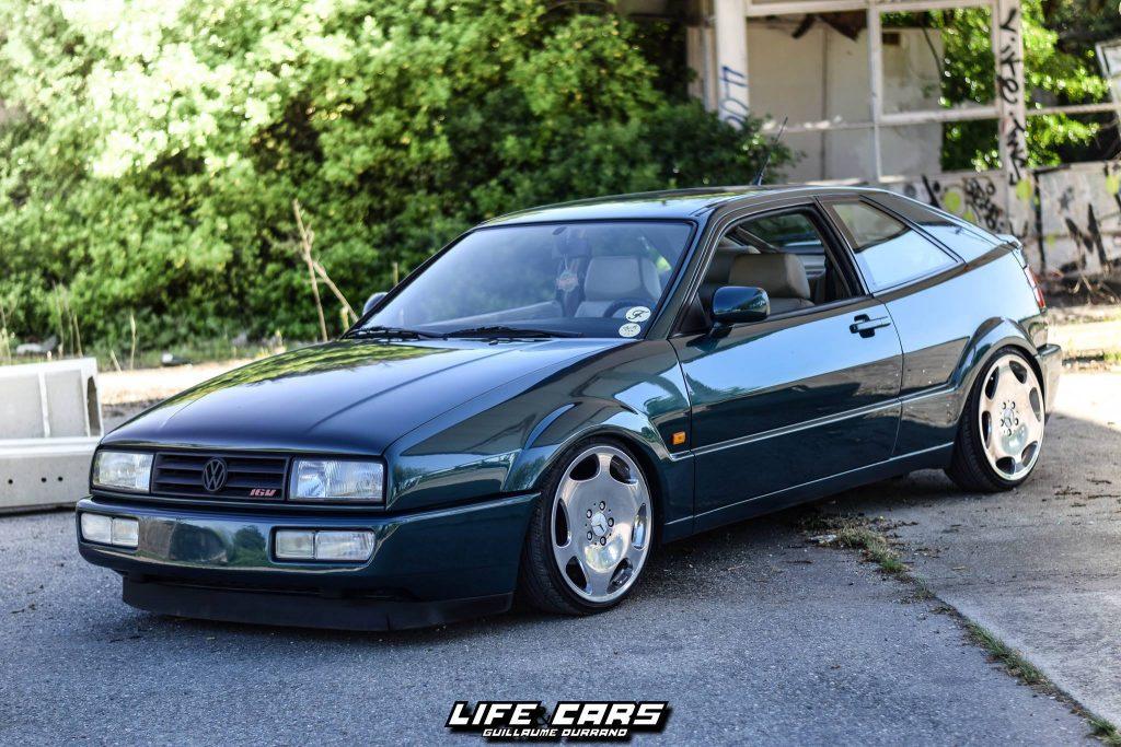 Chris Brd VW Corrado 16v
