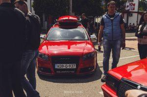 Gradiska - Audi A4 on air