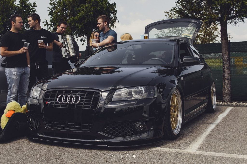 Audi A3 on Air