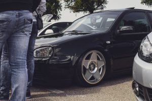 VW Golf Mk4, 3SDM Wheels