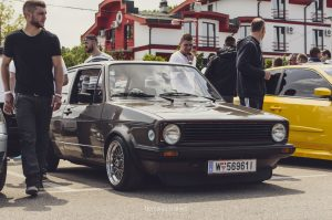 Taxi Bar Tuning Show 2017 VW Golf Mk1