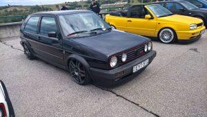 VW Golf MK2 & MK3