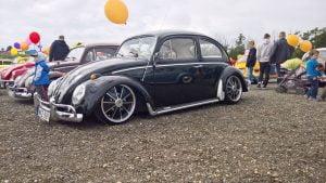 VW Beatle at Hungaroring