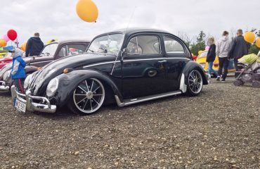 VW Beatle at Hungaroring