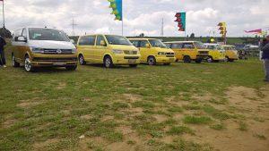VW Camper History