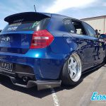 BMW 1 Series stanced in Melbourne
