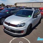Golf GTI at Melbourne meet