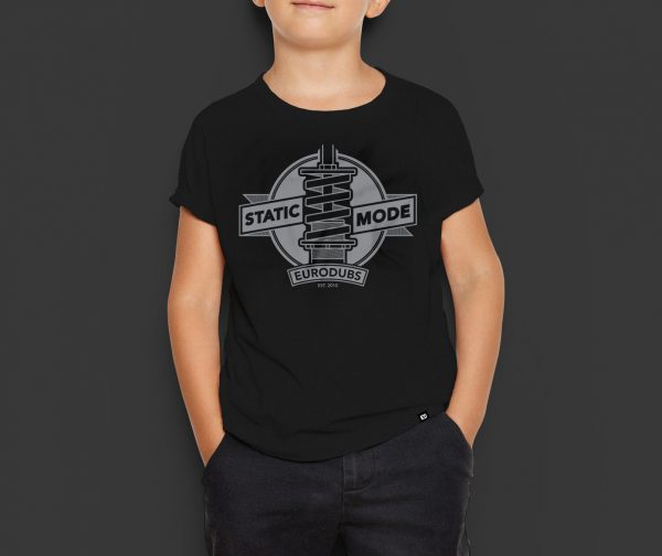 Kids Static Mode t-shirt