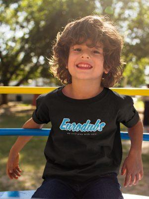 Kids t-shirt Eurodubs