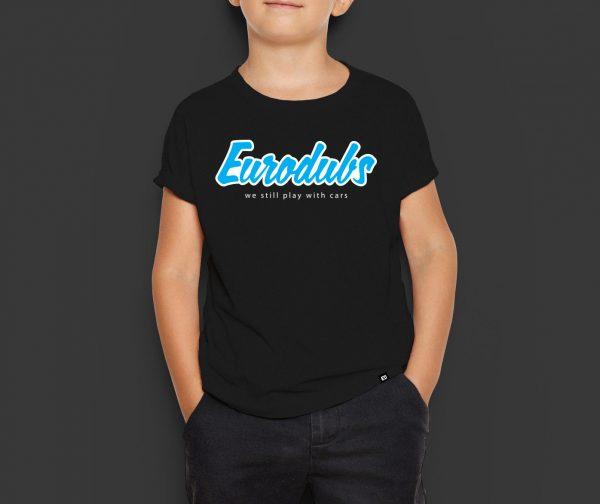 Kids t-shirt Eurodubs V1