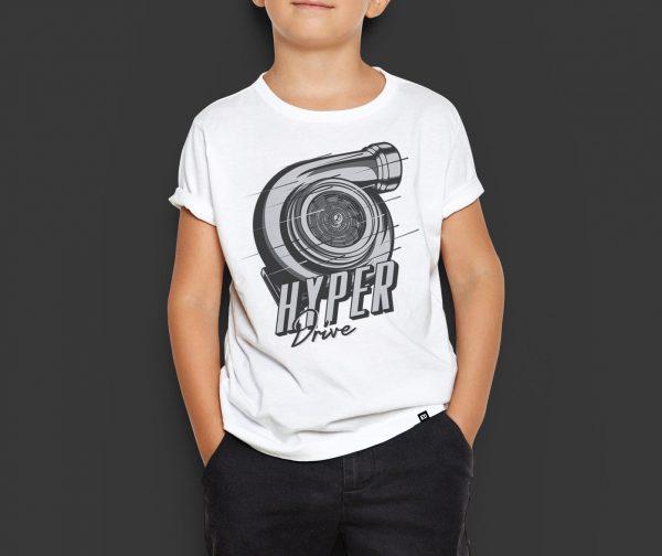 Kids Hyper Drive kids t-shirt