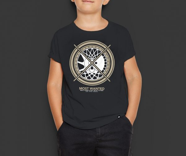 Kids Most Wanted t-shirt