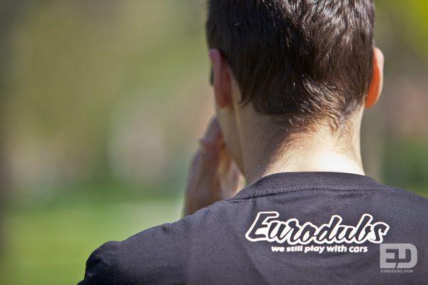 Eurodubs t-shirts back print