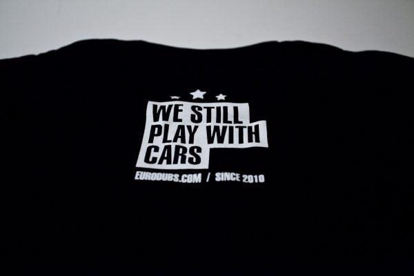 Original Eurodubs T-shirt