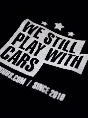 Back print - Original Eurodubs T-shirt