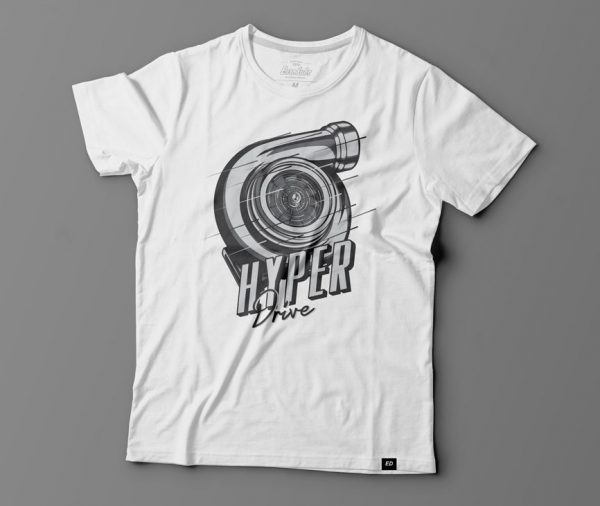 Hyper Drive t-shirt