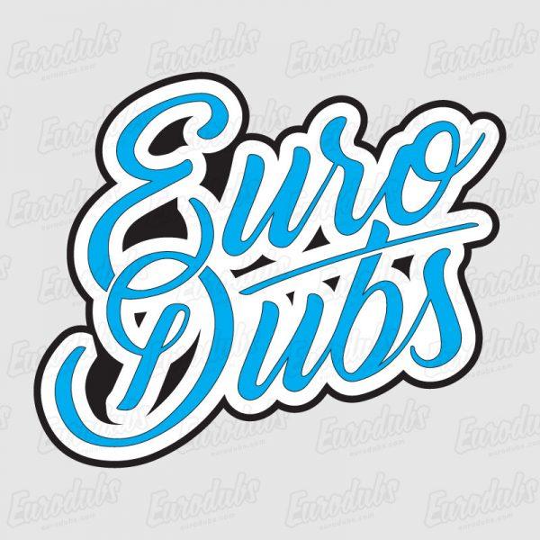 Eurodubs V2 stickers
