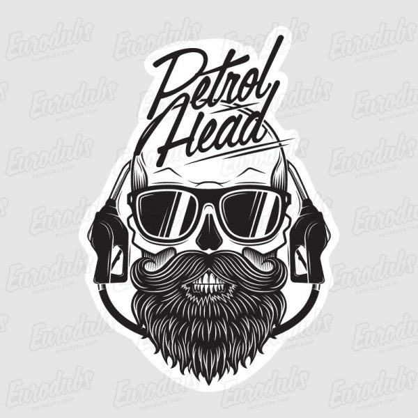 Petrolhead Stickers
