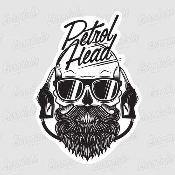 Petrolhead Stickers