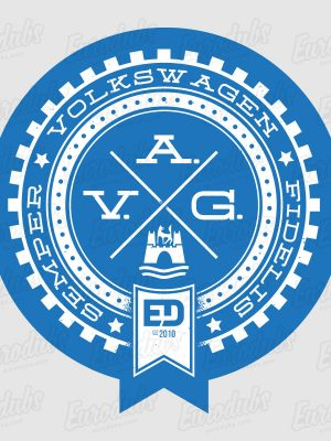 VAG - Semper Fidelis stickers
