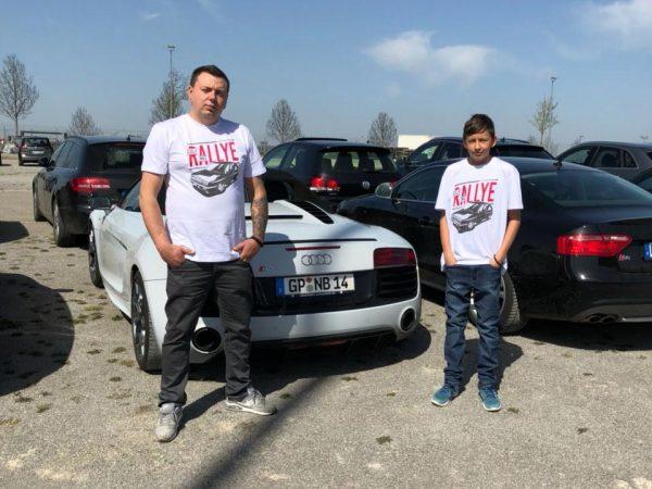 VW Rallye MK2 t-shirt customer photos