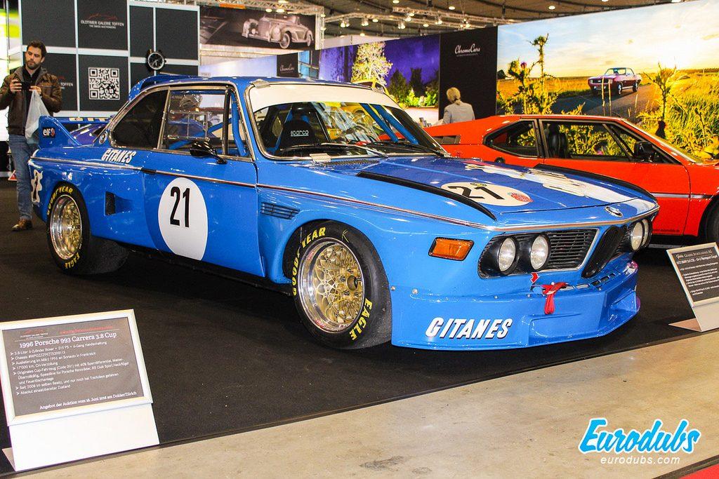 Retro Classics Stuttgart BMW