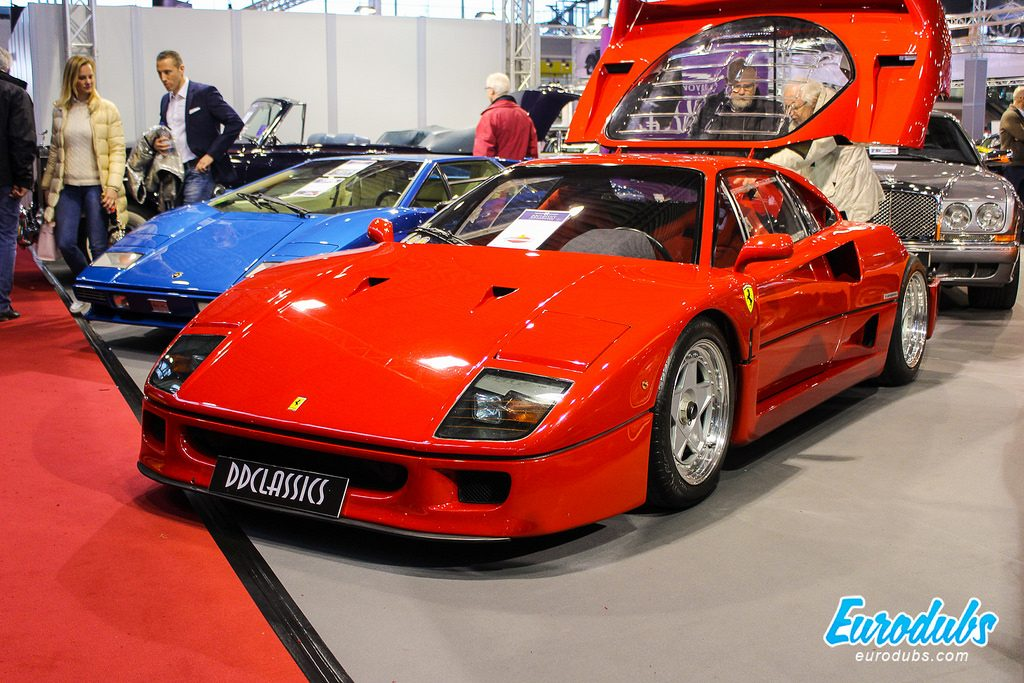 Retro Classics Stuttgart Ferrari