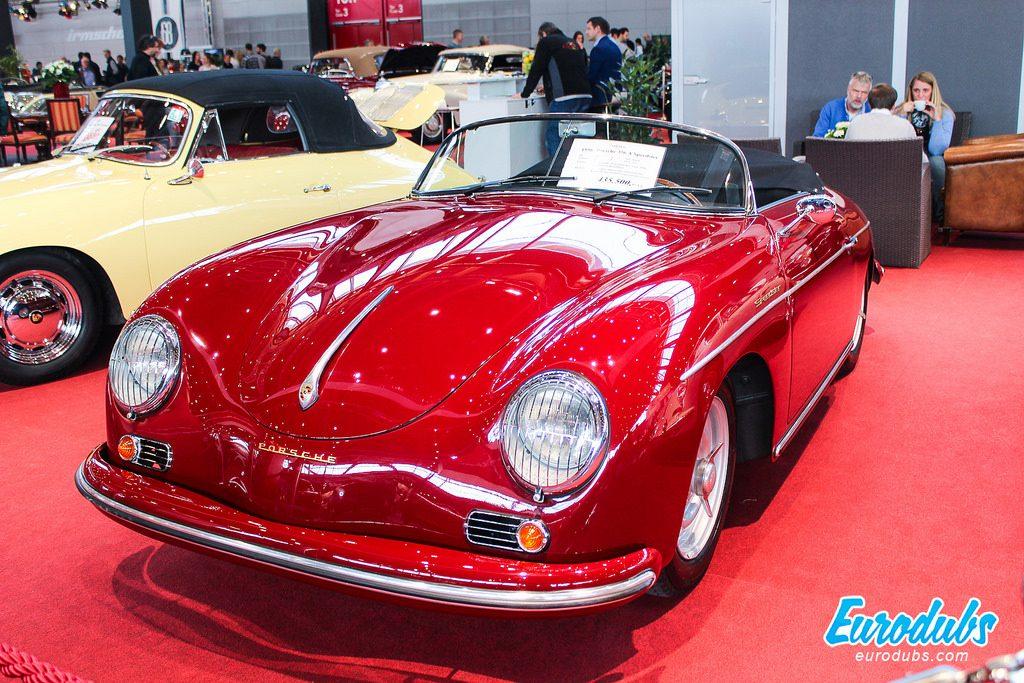 Retro Classics Stuttgart Porsche 356