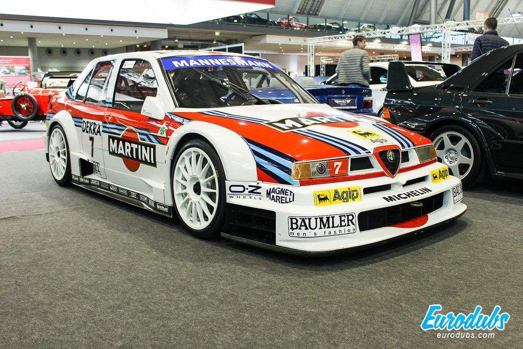 Retro Classics Stuttgart Alfa Romeo