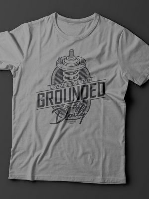 Grounded Low Abiding Citizen t-shirt - Eurodubs