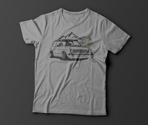 Volkswagen Golf MK1 t-shirt by Eurodubs